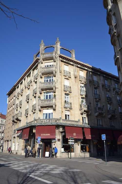 Ville de Nancy - Brasserie Excelsior