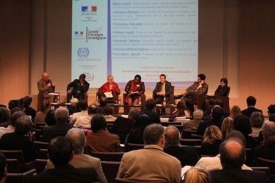 JD² en images - Conférence du CAS - 19 novembre 2012