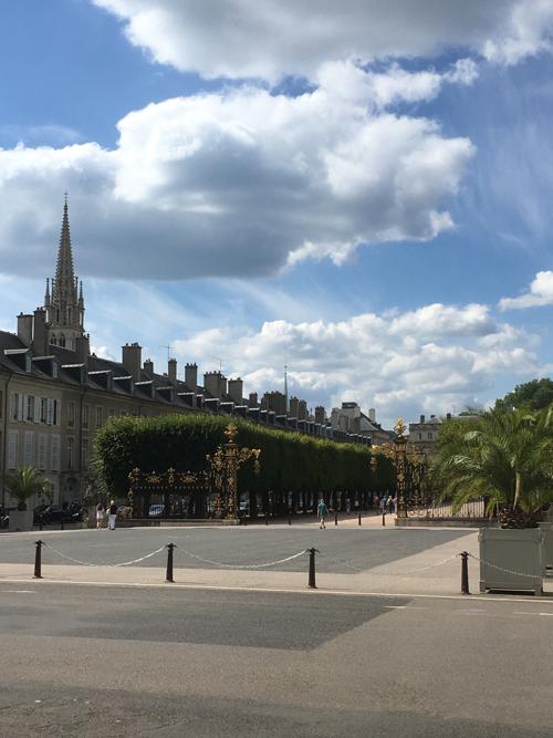 Ville de Nancy - Place de la Carrière