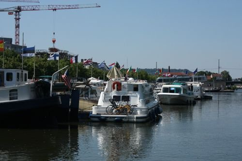 Ville de Nancy - Port de plaisance