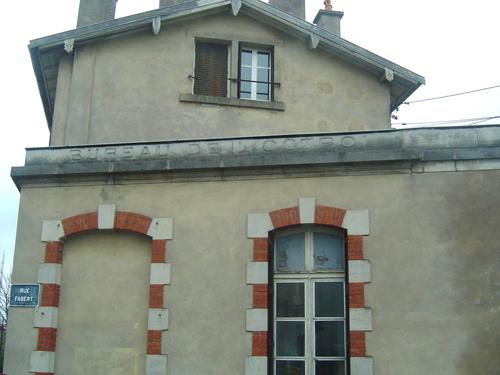 Ville de Nancy - Bureau de l'Octroi