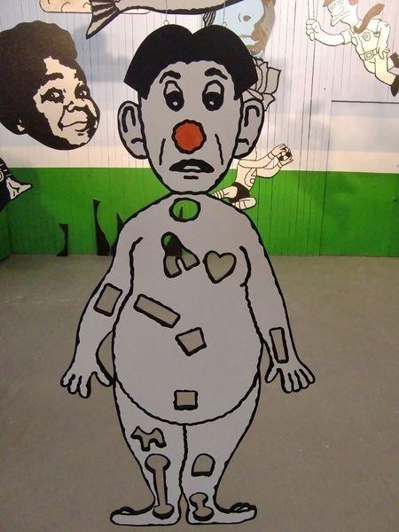 Ville de Nancy  - Joris Infanti au centre Pomp It Up