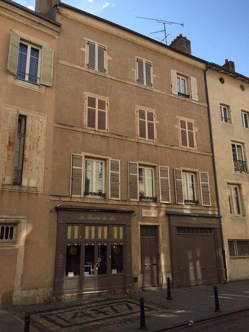 Ville de Nancy - Maison où fut déposé le corps de Charles le Téméraire