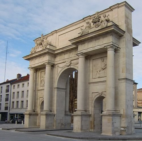 Ville de Nancy Porte Saint-Catherine