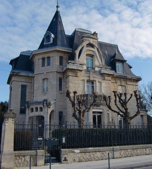 Ville de Nancy Art nouveau