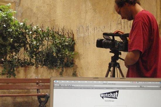 JD² en images - Dans les studios de Plus belle la vie