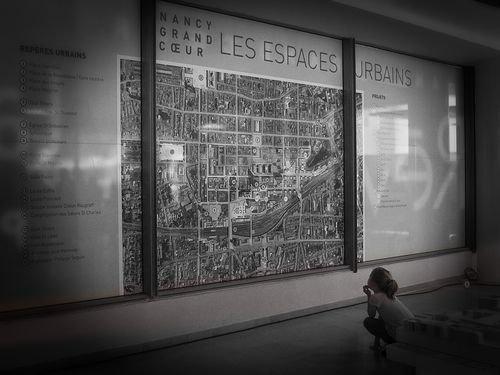 Ville de Nancy - Centre des congrès Prouvé