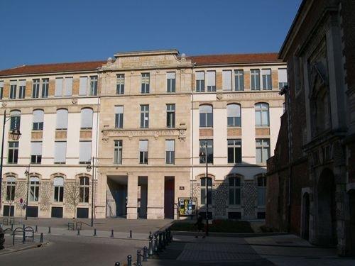 Ville de Nancy Ecole Nationale Supérieure des Industries Chimiques