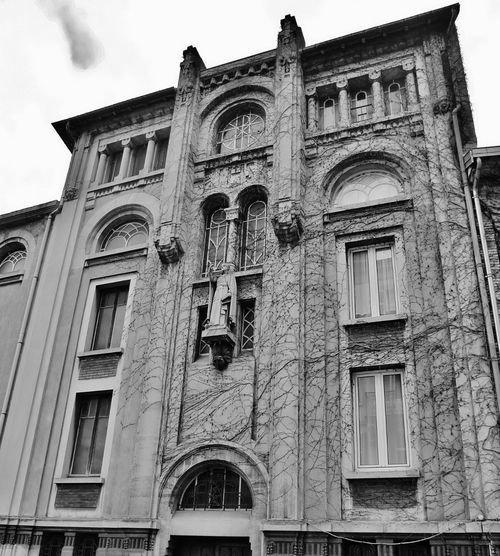 Ville de Nancy - Façade quartier de la Médiathèques