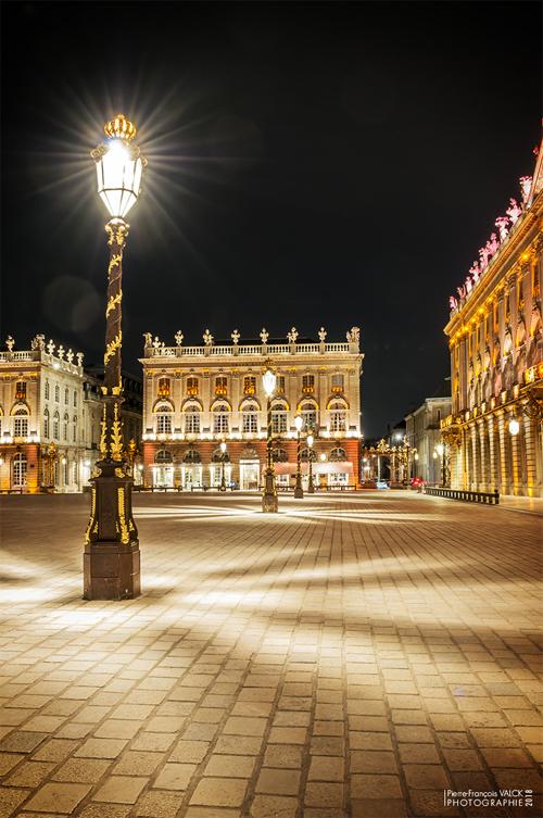 Ville de Nancy - Hôtel de la Reine