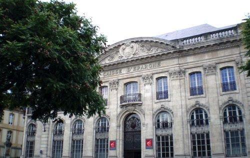 Ville de Nancy Caisse d'Epargne