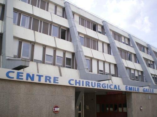 Ville de Nancy - Hôpital Emile Gallé