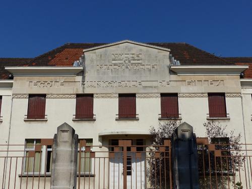 Ville de Malzéville - Ecole rue Jules Ferry #GrandNancy