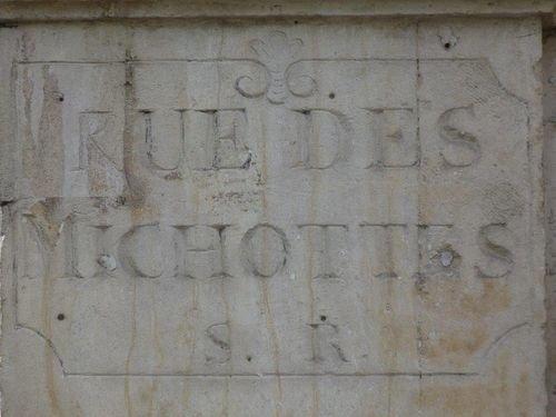 Ville de Nancy - Rue des Michottes