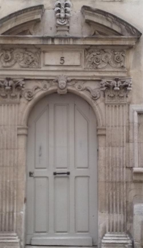 Ville de Nancy - Porte en ville vieille