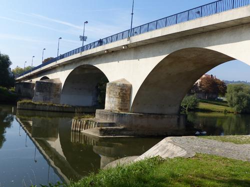 Ville de Malzéville - Pont Renaissance #GrandNancy