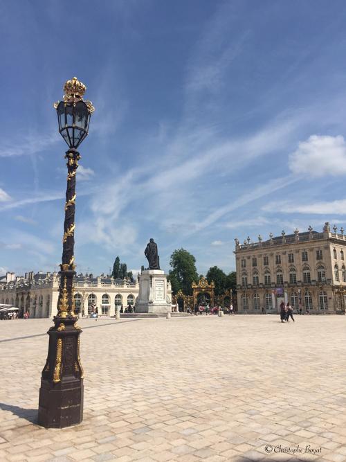 Ville de Nancy - La plus belle place de l'Univers
