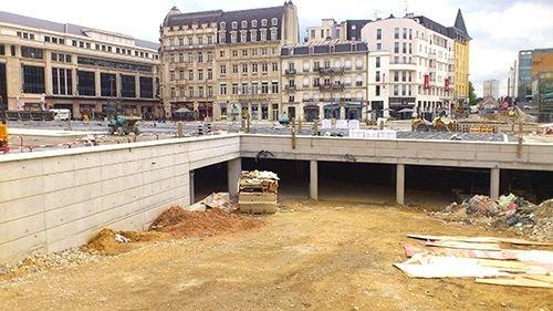 Ville de Nancy - Place Thiers