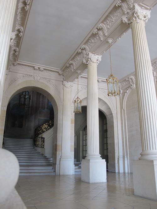 Ville de Nancy - Hall de l'Hotel de Ville
