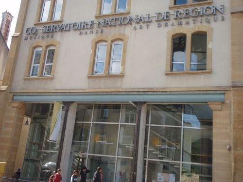 Ville de Nancy Conservatoire Régional