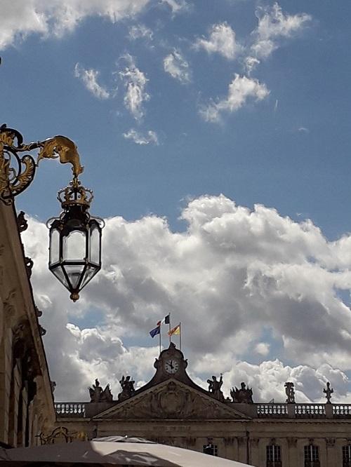 Ville de Nancy - Sous la Porte Héré
