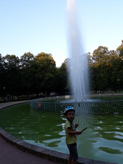 Ville de Nancy - A la fontaine de la Pépinière