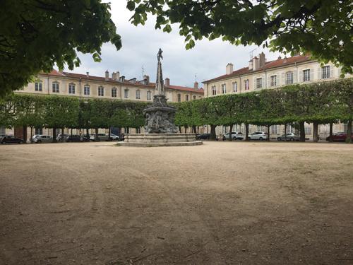 Ville de Nancy - Place de l'alliance