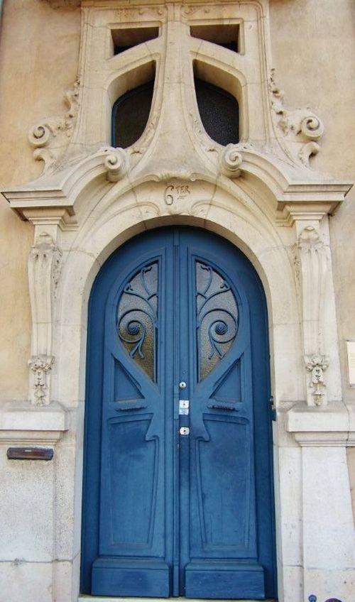Ville de Nancy 6 Ter