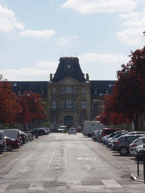 Ville de Nancy Maternité régionale