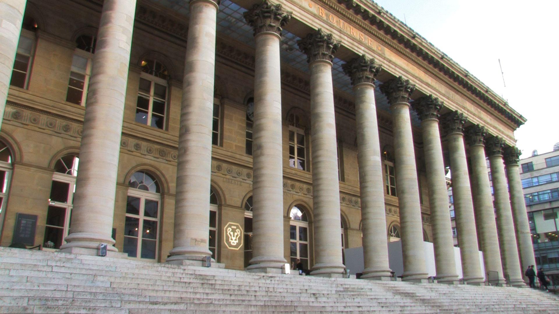 Le Palais Brogniart