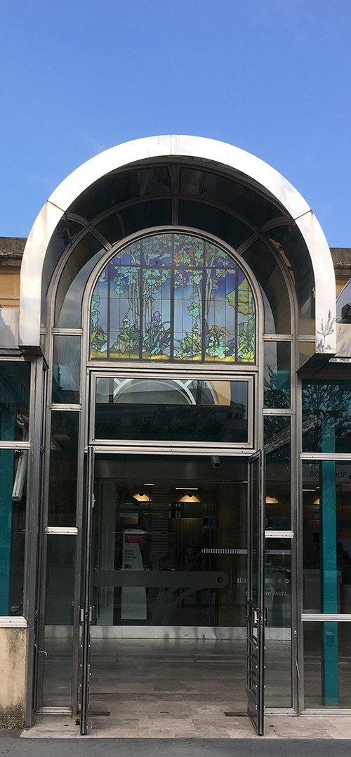 Ville de Nancy - Gare