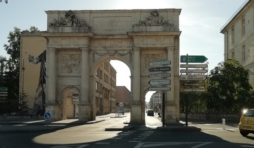 Ville de Nancy - Porte Sainte-Catherine