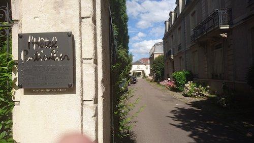 Ville de Nancy - L'hôtel Particulier