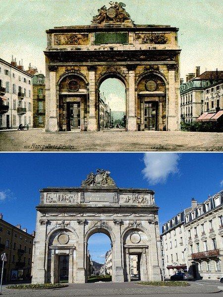 Ville de Nancy - Porte Désilles
