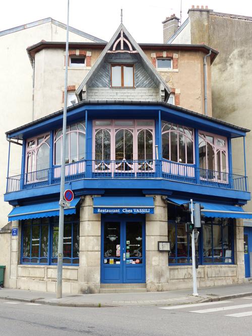 Bonjour nancy tous les jours 10 h une nouvelle photo for Restaurant madame nancy