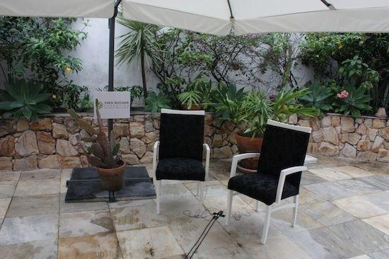Jacques Rocher en tchat - L'installation des invités