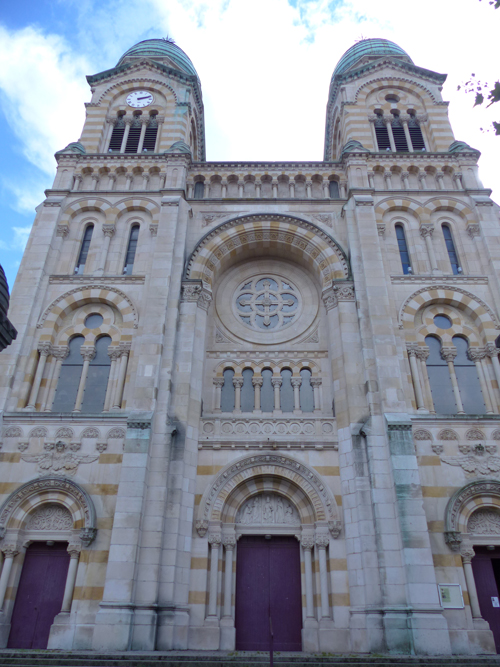 Ville de Nancy - Sacré coeur