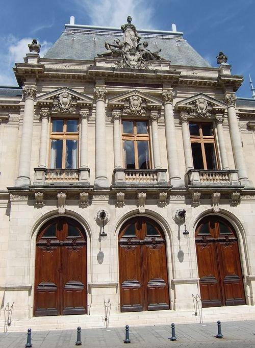 Ville de Nancy Salle Poirel