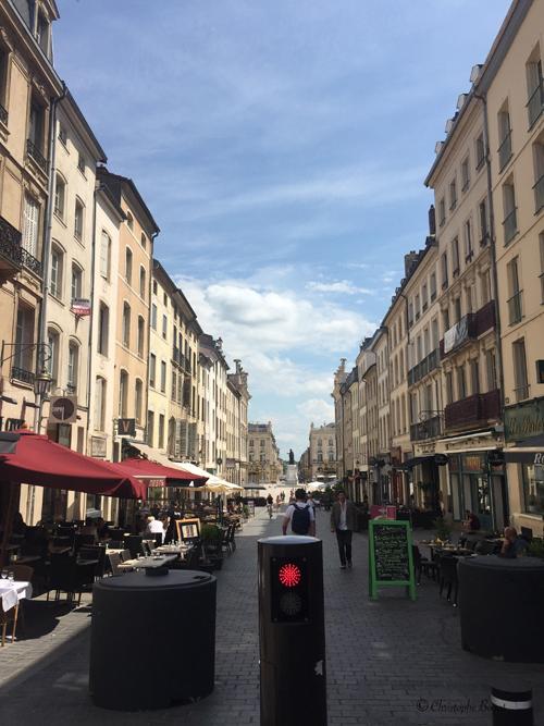 Ville de Nancy - Rue Stanislas