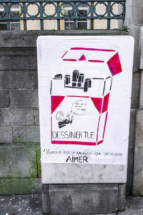 Ville de Nancy - Rassemblement citoyen du 11 janvier 2015