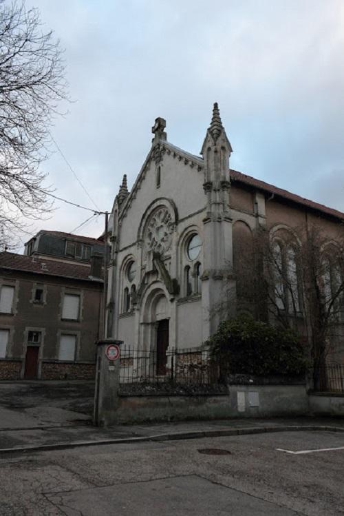 Ville de Nancy - Rue Marquette