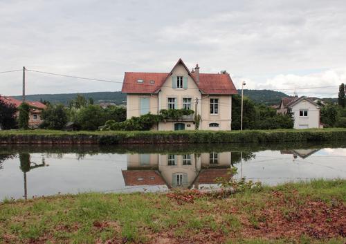 Ville de Nancy - Habitation Rue Mollevaut