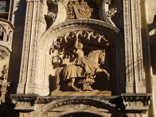 Ville de Nancy - Détail du musée lorrain