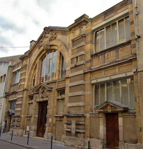 Ville de Nancy Façade