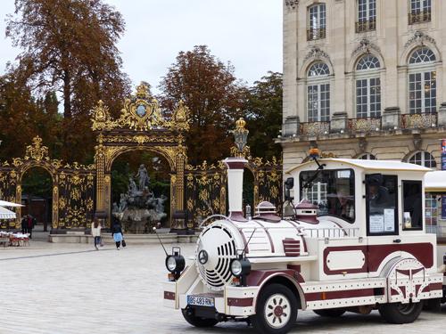 Ville de Nancy - Petit train