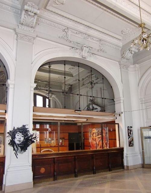 Ville de Nancy - Exposition à l'Ancienne Poste