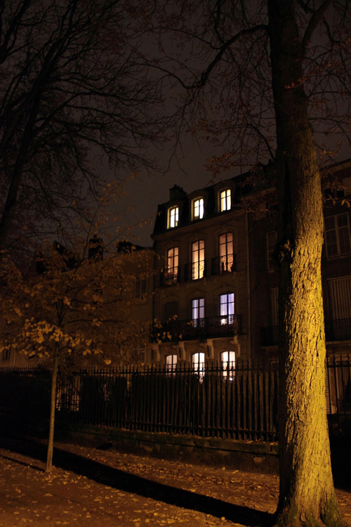 Ville de Nancy - Pépinière de nuit