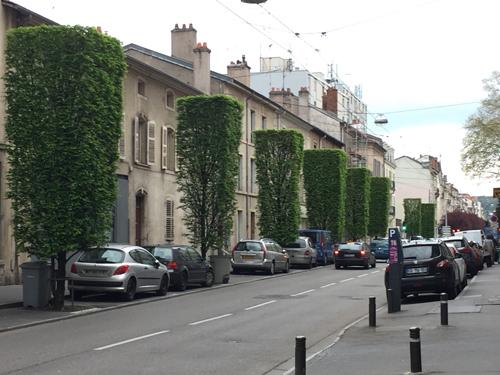 Ville de Nancy - Rue Raymond Poincaré