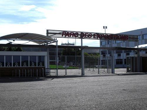 Ville de Nancy Parc des Expositions