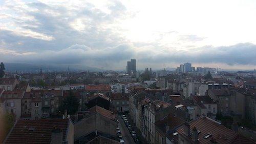Ville de Nancy - Toits